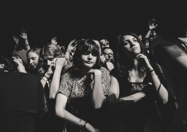 Beim Konzert - Foto: Jérémie Dubois