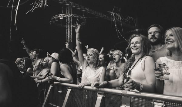 Am Beatsteaks Konzert - Foto: Jérémie Dubois