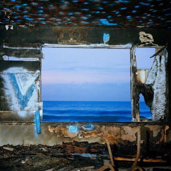 Deerhunter Fading Frontiers album cover